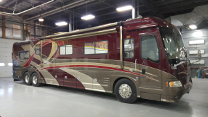 Motorhomes and RVs